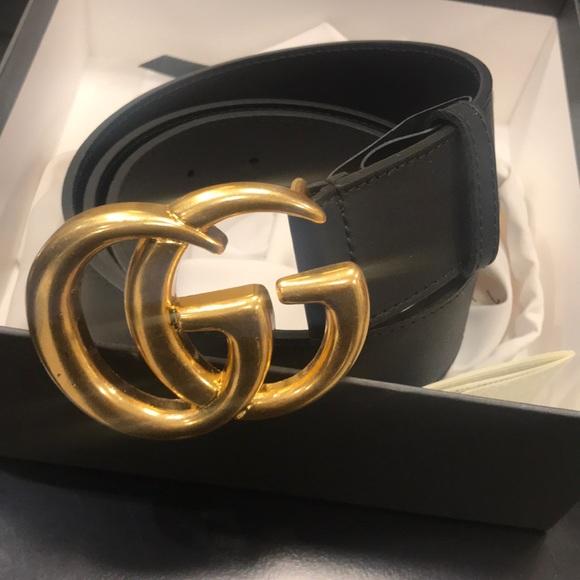 73defc264 Gucci Accessories   Double G Buckle   Poshmark